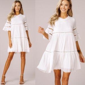ISABELLE Midi Dress